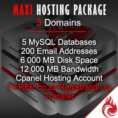 Maxi-business-hosting-package